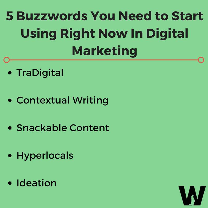 5 Buzzwords That Turn Visitors into Customers