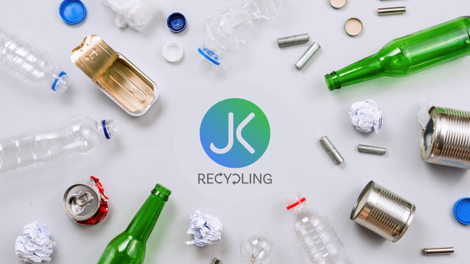 Recycling Industry Logo Design With Golden Ratio Cover Image
