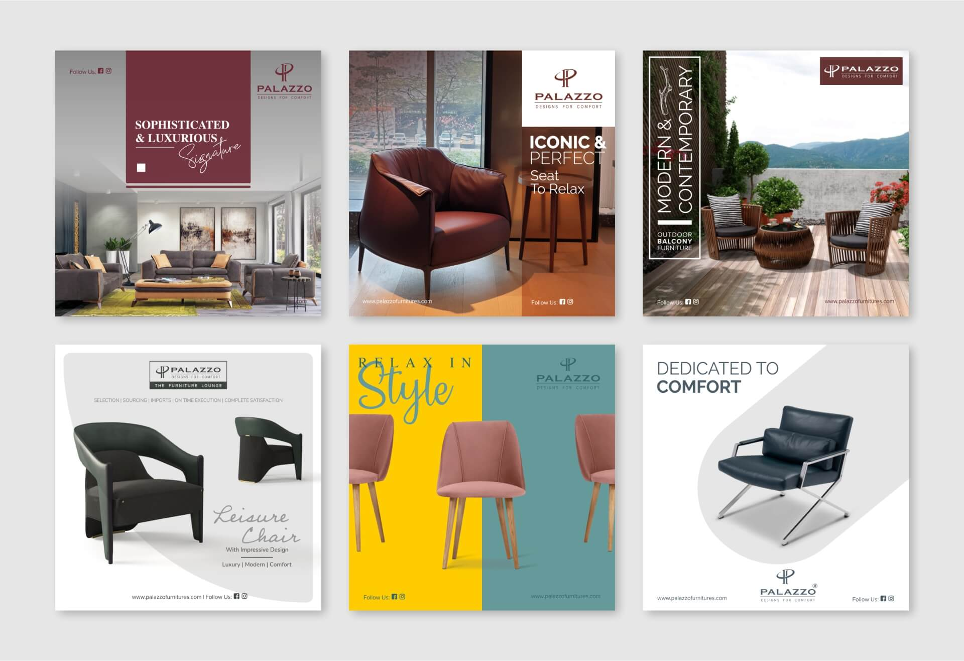 Social Media Marketing For Luxurious Furniture Brand To Win High End Customers 03