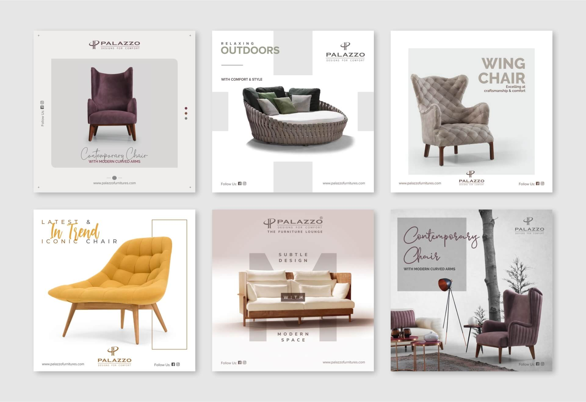Social Media Marketing For Luxurious Furniture Brand To Win High End Customers 05