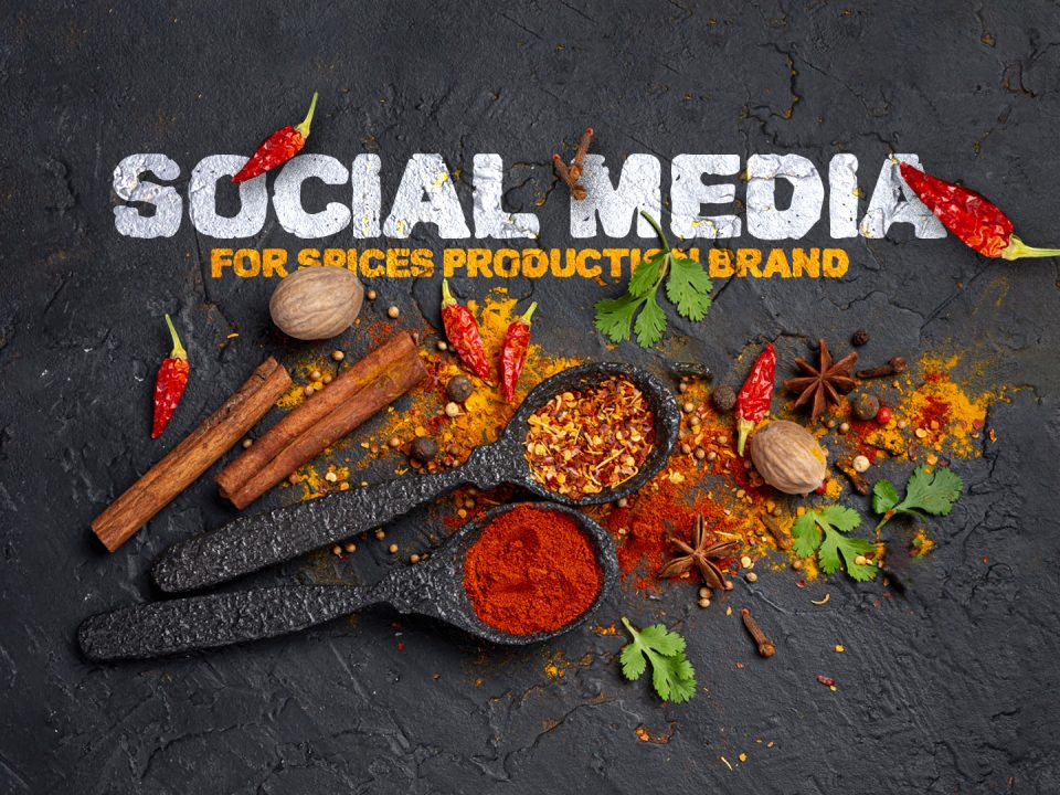 Spices Production Brand Cover Image
